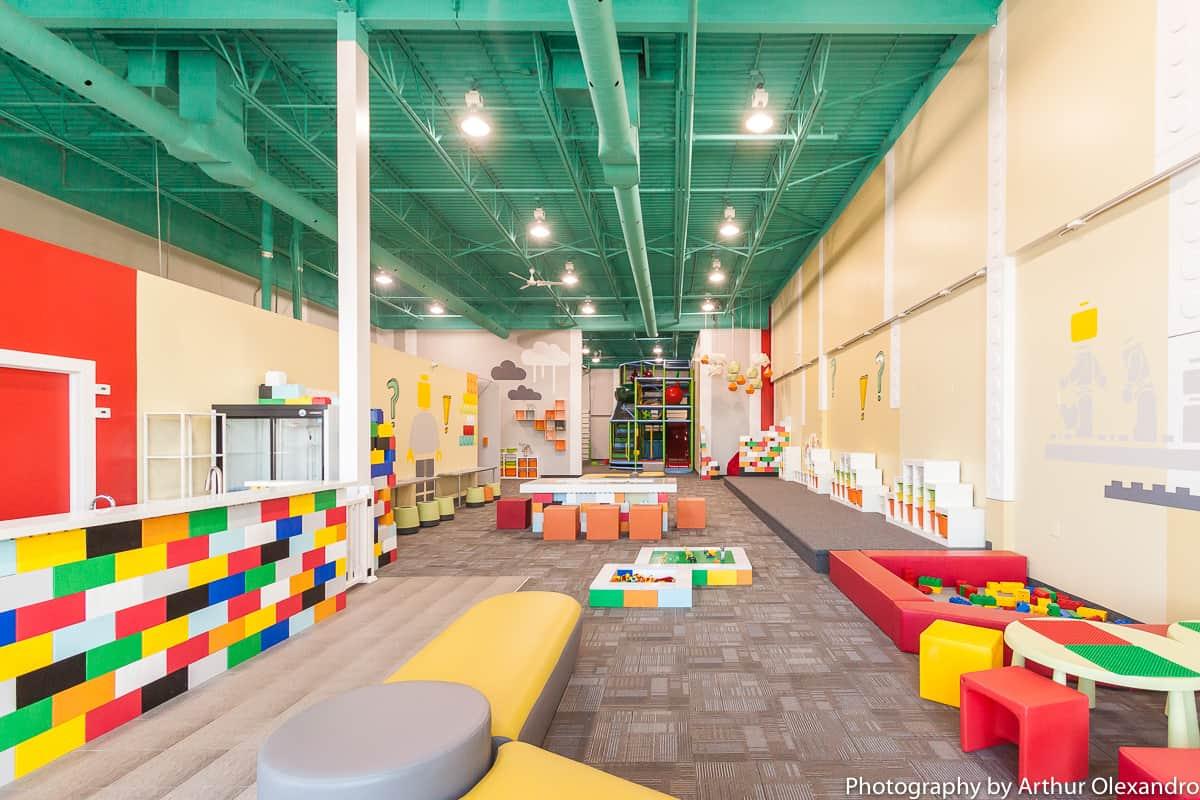 Indoor playground Barrie