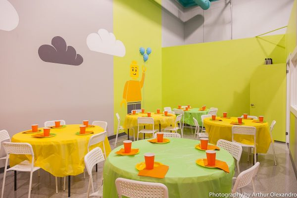 Birthday Party Room in Barrie