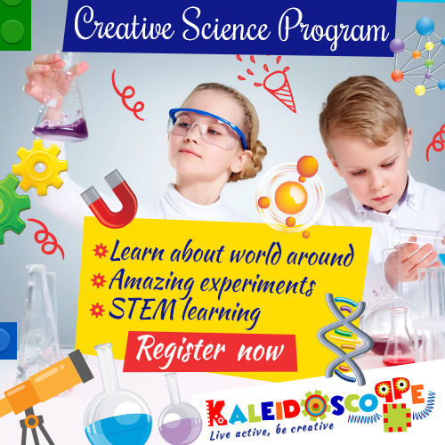 Creative Science Program Barrie