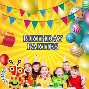 Birthday parties Barrie