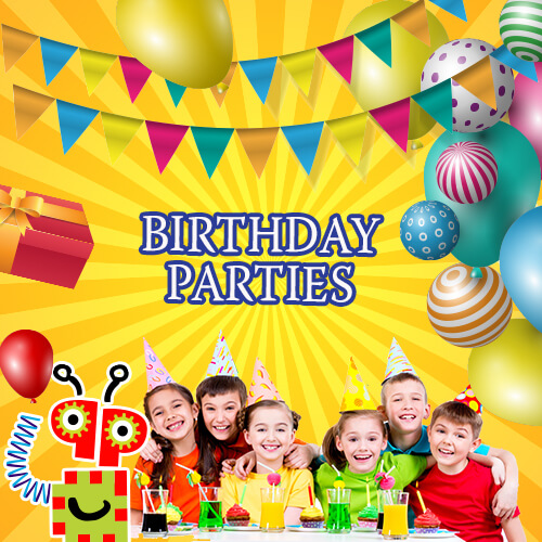 Birthday parties Barrie