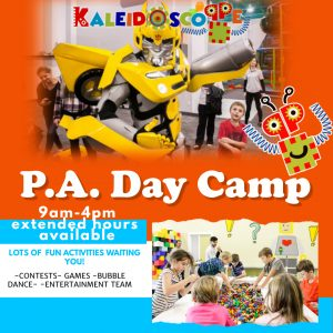 P.A. Day Camp Barrie