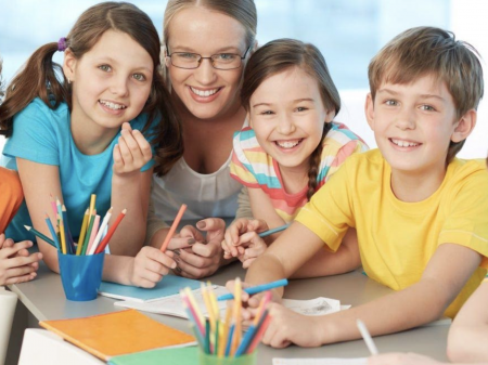 Before and After school programs in Barrie