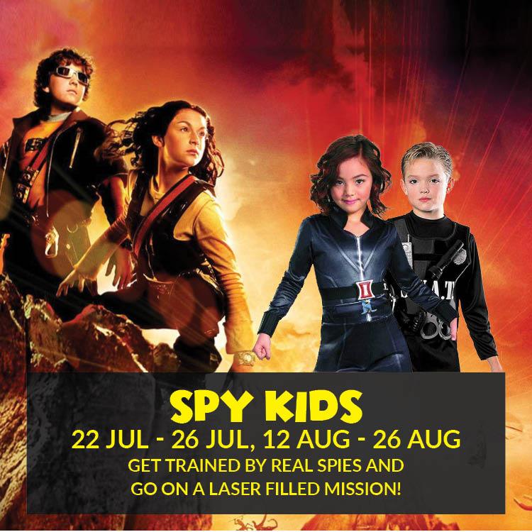Spy Kids 5