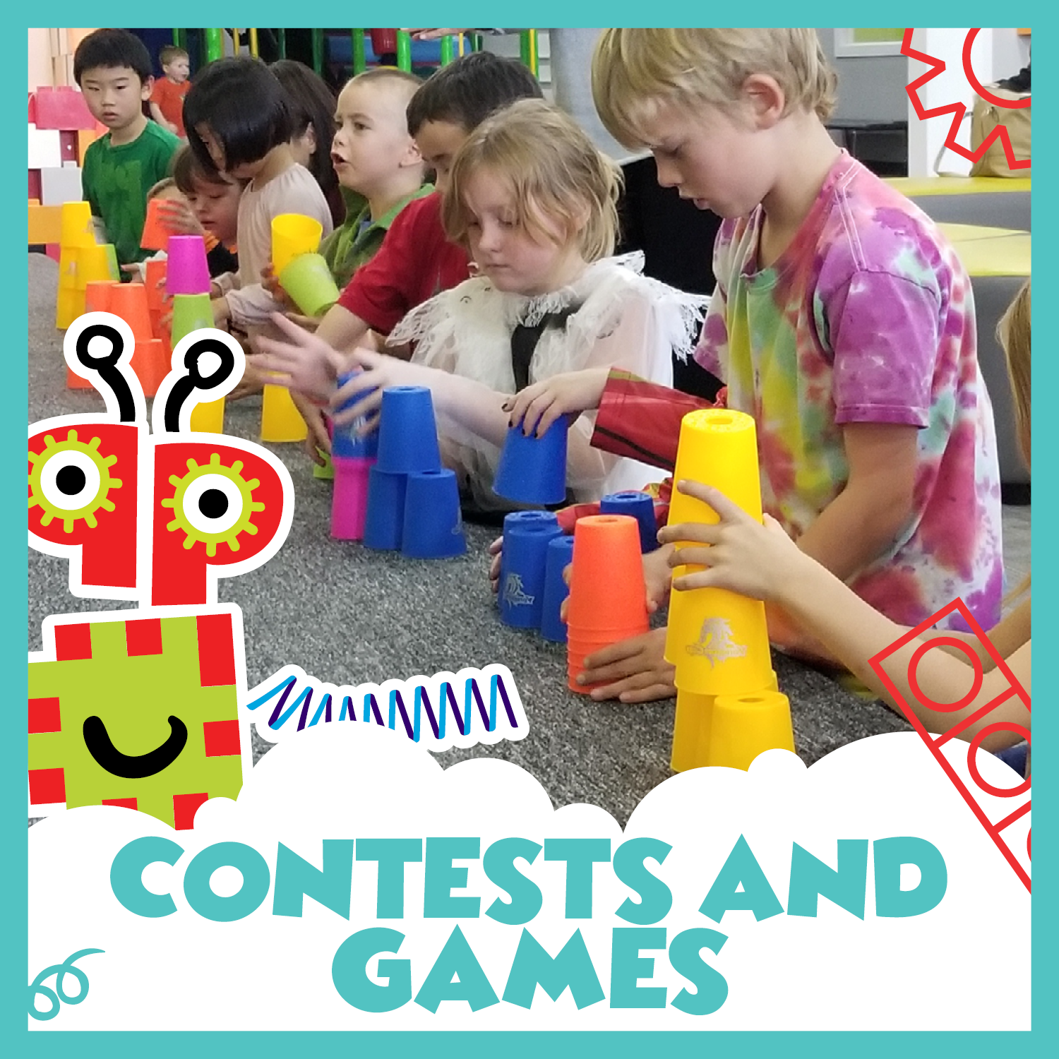 Contests and Games