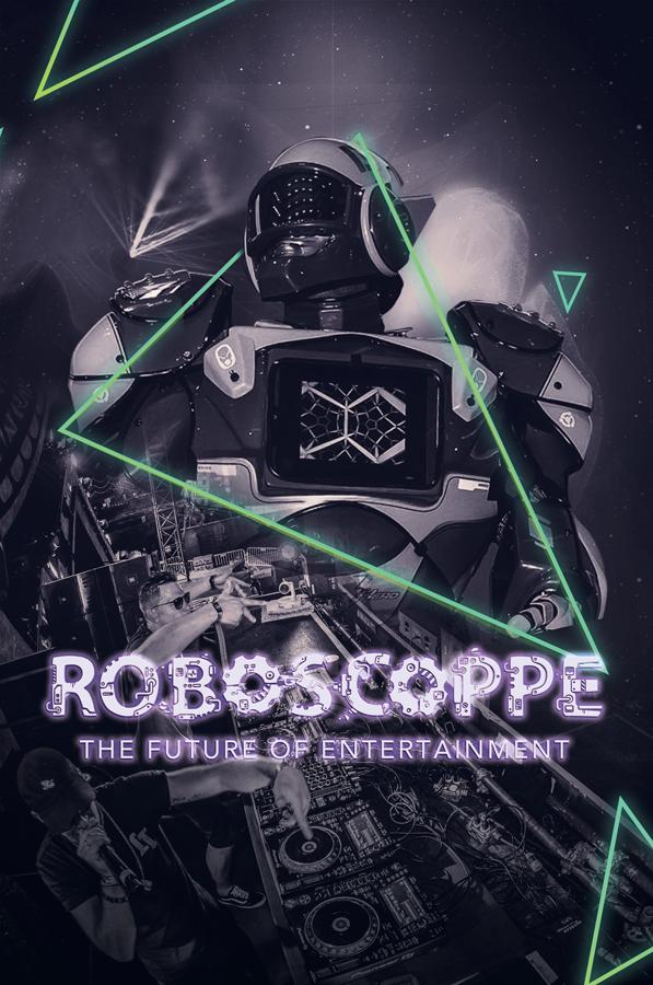 Roboscoppe Capitan Hero Party