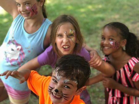 Fun in Summer Camp