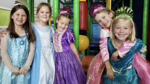 Summer camp Barrie -princesses